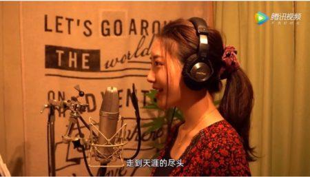 中国ドキュメンタリー番組 「2020 东京 春」に出演しました